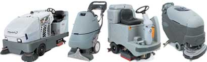 Commercial And Industrial Floor Cleaning Equipment