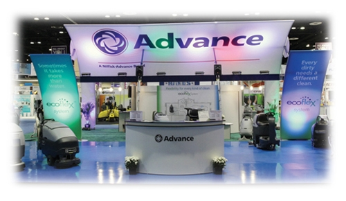 Advance Booth