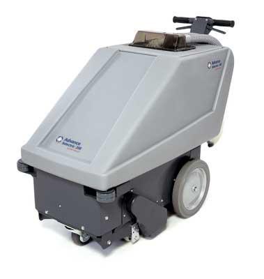 Aquamatic selectric carpet extractors - Advance carpet extractor ...
