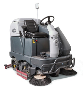 SC - Used riding floor scrubber for sale