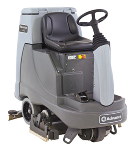 Advenger 174 Amp Advenger 174 With Ecoflex Rider Scrubber